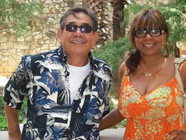 Hispanic Men And Black Women - Angels and Wolves are Good Together